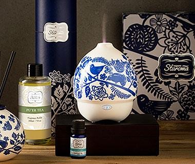 Porcelain Aroma Diffuser