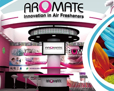 Visit AROMATE at 2018 Global Tradeshows