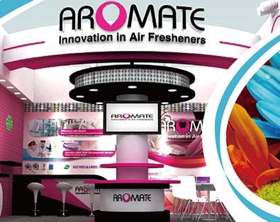 Visit AROMATE at 2020 Global Tradeshows