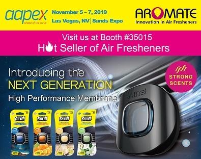 Visit AROMATE at 2019 AAPEX