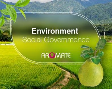 Aromate's ESG Developments