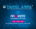 Visit AROMATE at 2021 AMPA Online Exhibition