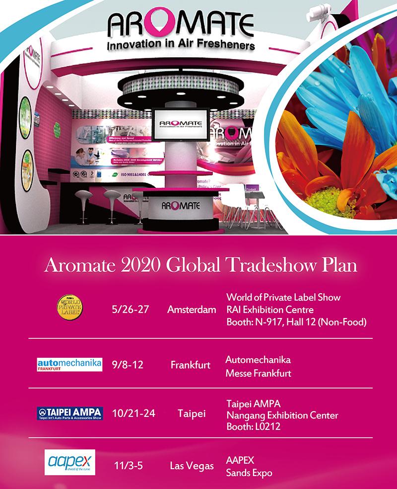 2020 Global Tradeshows