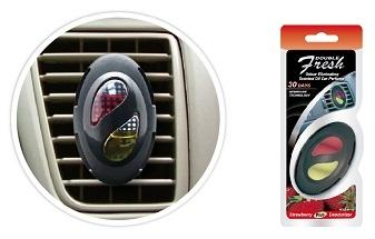 MV13 Dual Scent Oval Membrane Freshener