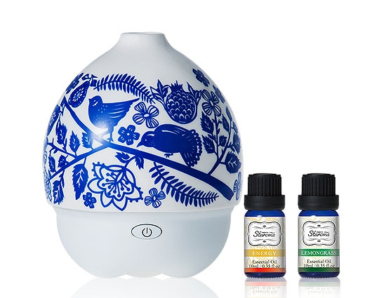 Porcelain Aroma Diffuser - DI0514A
