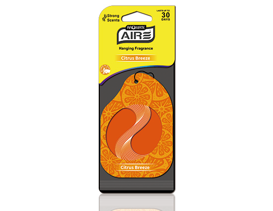 Citrus Breeze Hanging Fragrance