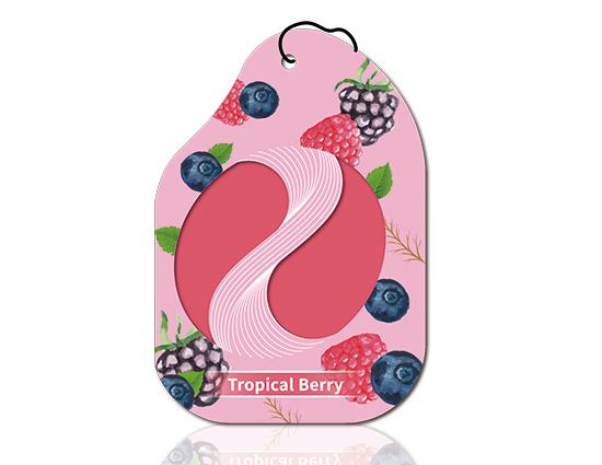 Tropical Berry Hanging Car Perfume