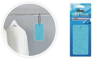 HF19 Hanging Fragrance Card