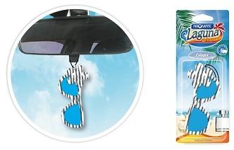 HF25 Sunglass Hanging Gel Freshener